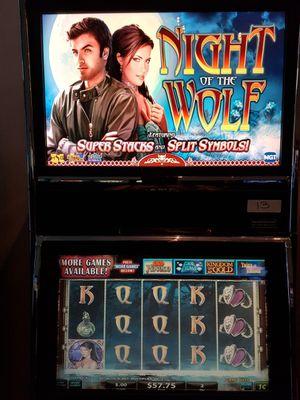 Night of the Wolf IGT AVP Casino/Arcade Software for Sale in Vero Beach, FL