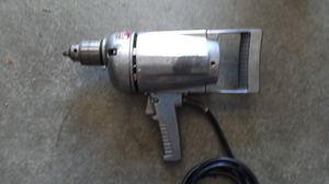 "Cummins 1/2 "" Heavy Duty Drill model no.334 for Sale in Tumwater, WA"