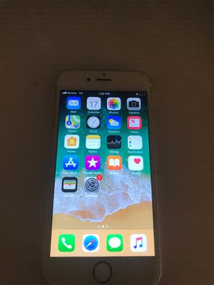 iPhone 6s 16gb unlocked for Sale in Tempe, AZ