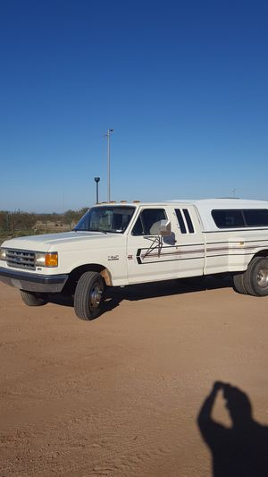 1989 Ford F350 Dulley for Sale in Stanfield, AZ