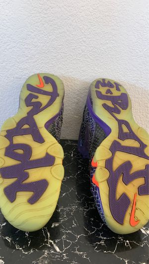 NIKE. Charles Barkley,used size 12 for Sale in Stockton, CA