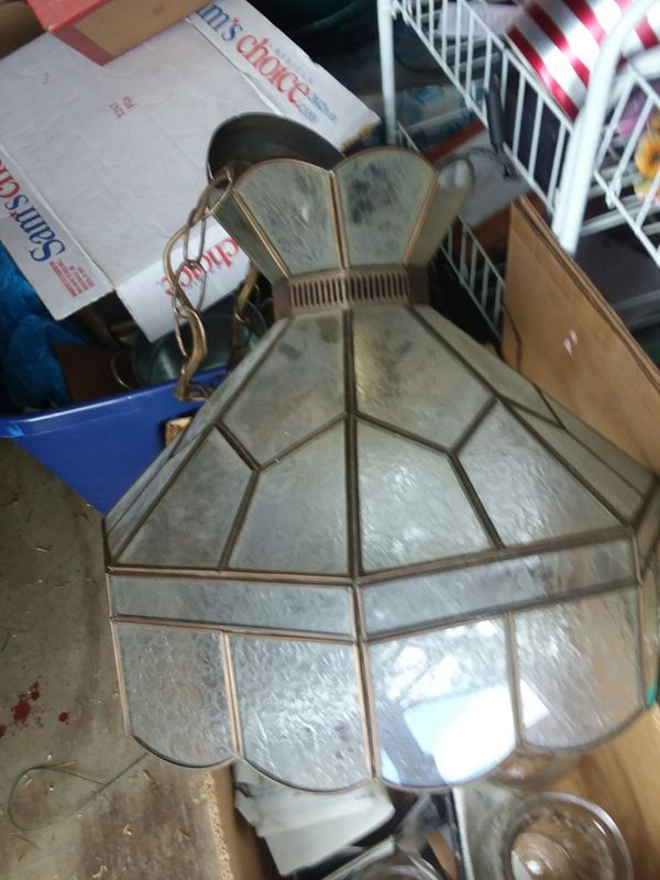 Kitchen hanging lamp good condition