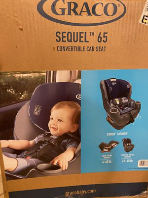 Graco car seat for Sale in Sun City, AZ