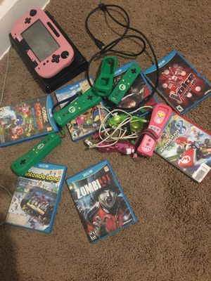 Nintendo Wii U for Sale in South Euclid, OH