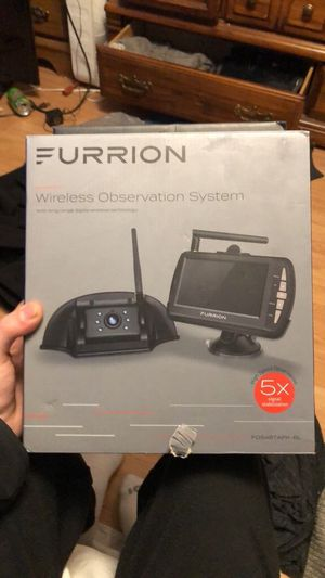 BRAND NEW Furrion Back Up Camera for Sale in Kirkville, NY