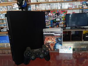 Ps3 playstation 3 with one game for Sale in Houston, TX