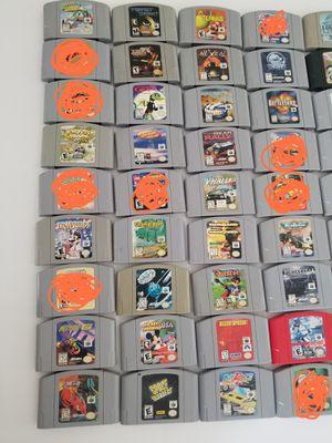 Nintendo 64 / N64 games for Sale in San Diego, CA