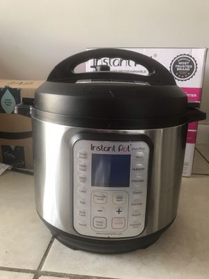 Instant Pot Duo 6qt 7-in-1 Cooker for Sale in Fort Lauderdale, FL