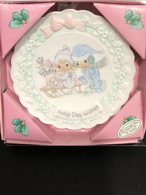 Precious Moments Decorative Mini Plate for Sale in Silver Spring, MD