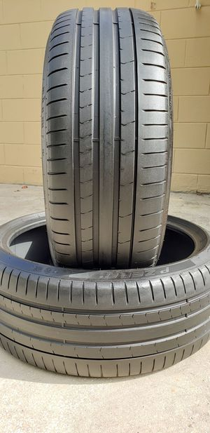 245/35/20 PIRELLI P ZERO for Sale in Tampa, FL