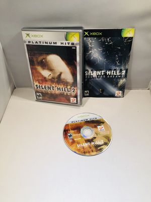 Silent hill 2 Og Xbox for Sale in Long Beach, CA