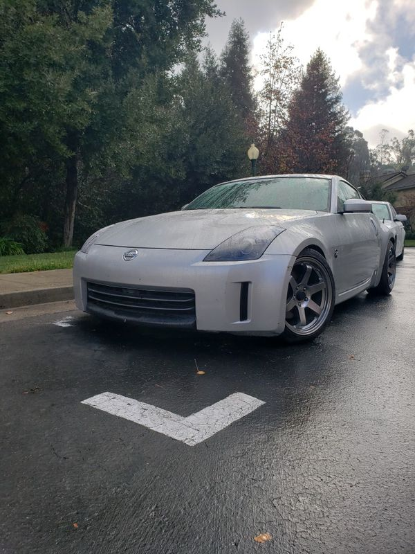 07 350z HR (Manual Transmission)