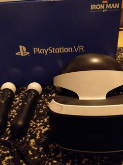 Psvr Bundle Good Condition for Sale in Milwaukie,  OR