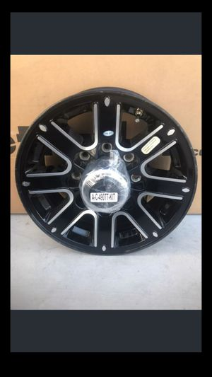 8 lug aluminum trailer wheel #10 fifth wheel gooseneck goose neck hot shot rv camper flat bed car hauler equipment for Sale in Pahrump, NV