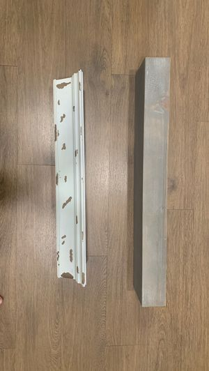 2 wall hanging shelves for Sale in Phoenix, AZ