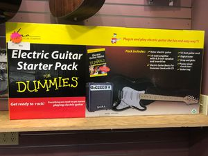 Electril Guitar Starter Pack I-9666 for Sale in Louisville, KY