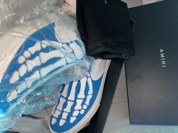 AMIRI Skull Sneaker