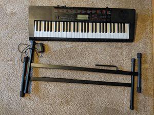 Casio piano for Sale in Hemet, CA