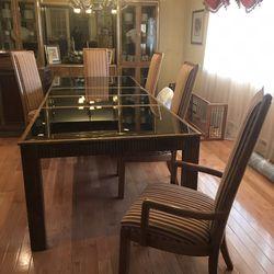 Solid wood Dining Room Set for Sale in Wayne,  NJ