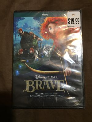 New unopened dvd Disney Pixar Brave for Sale in Murfreesboro, TN