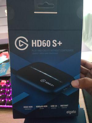 Elgato HD60s+ for Sale in Compton, CA