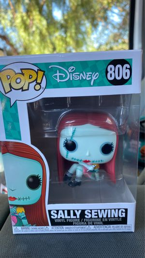 The nightmare before Christmas funko pop for Sale in San Diego, CA