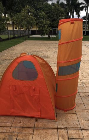 Kids Tent with Tunnel for Sale in Miami, FL