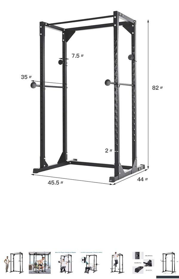 Squat rack brand new