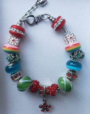 rainbow Charm Bracelet for Sale in Baltimore, MD