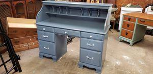 Blue Mailslot Desk for Sale in Glen Raven, NC