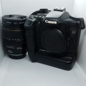 Canon 50D camera kit DSLR for Sale in Cleveland, OH