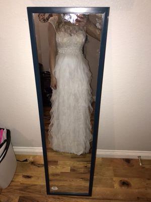 White prom dress for Sale in Las Vegas, NV