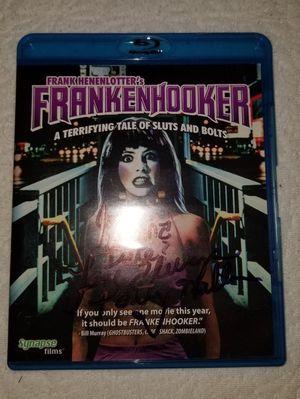 FRANKENHOOKER Bluray signed by Frankenhooker Patty Mullen for Sale in Miami, FL