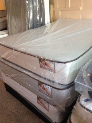 🚚 MATTRESS SALE BRAND NEW TWIN MATTRESS $90 FULL BED $149 QUEEN MATTRESS $189 AVAILABLE FINANCE NO CREDIT NEEDED IN D'FURNITURE STORE AVAILABLE DELIV for Sale in Pawtucket, RI