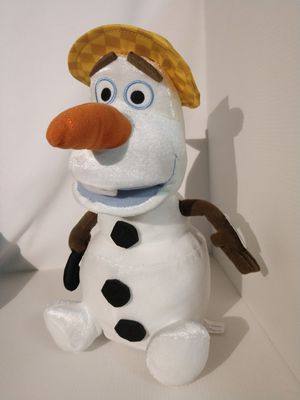"13"" Summertime Singing/talking Olaf (mouth moves) for Sale in Salt Lake City, UT"