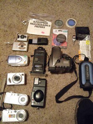 Digital camera lot for Sale in Denver, CO