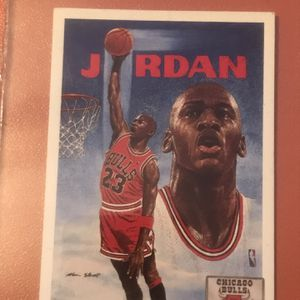 Michael Jordan Collectors Choice for Sale in Clarksburg, WV