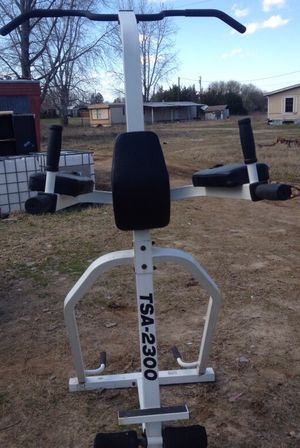 POWER WEIGHT TOWER - 4 IN 1 for Sale in San Diego, CA