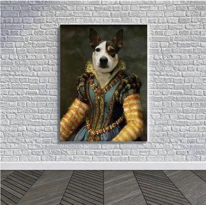 Customizable pet portraits for Sale in Dallas, TX