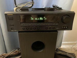 ONKYO surround system for Sale in Coronado, CA