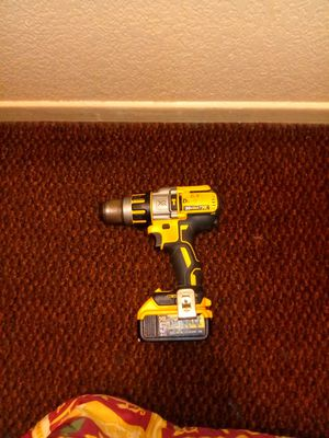 1/2 (13mm) cordless hammer drill/drill driver for Sale in La Mesa, CA
