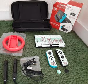 Nintendo switch with over 35games for Sale in Santa Ana, CA