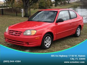 2005 Hyundai Accent for Sale in Haines City, FL