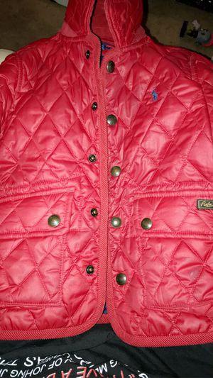 Kids Ralph Lauren polo jacket size 3t excellent condition for Sale in Washington, DC
