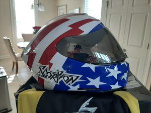 Scorpion Motorcycle Helmet for Sale in Crosswicks, NJ