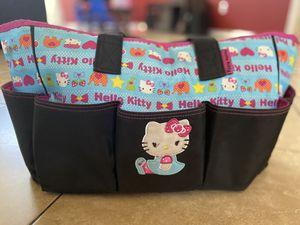 Girl diaper bag Hello Kitty for Sale in Port Richey, FL