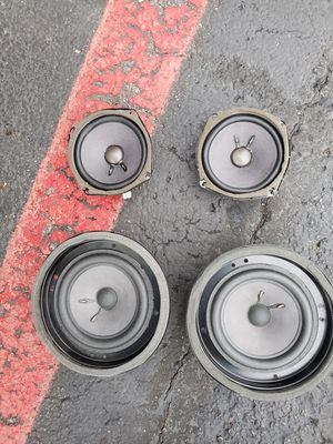 Boses speakers for Sale in Dallas, TX