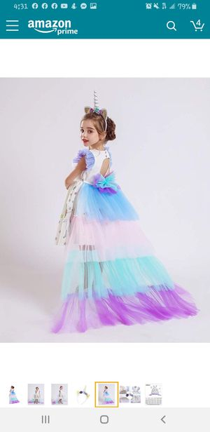 Unicornio dress for Sale in LOS RNCHS ABQ, NM