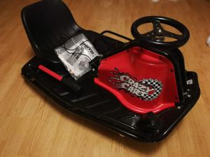Razor Crazy Cart Deluxe go kart for Sale in Harrisonburg, VA
