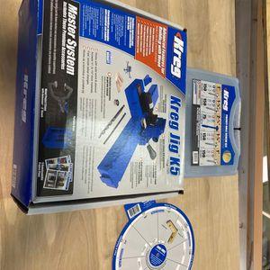 KREG JIG K5 and Pockets Hole Screwed Kit for Sale in Manassas, VA